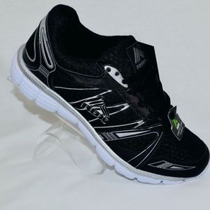RBX Rena 9 Women Running Sneakers Black/Silver NIB
